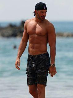 Joe Manganielo....can i have one please....i mean pretty please