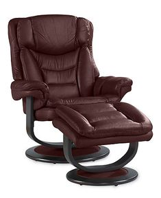 Impulse Reclining Chair Amp Ottoman By Lane Furniture Time