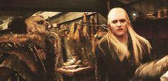 Legolas and Thsuriel :D