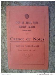 A partir de 10,35€ - Catégorie : Vieux Papiers > Diplômes & bulletins scolaires