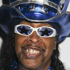 Learn about Bootsy Collins Bootsy Collins, Fun Trivia Facts, Band Photos, Music Images, Cd Cover, Voodoo, Family Life, No Time For Me, House Plants