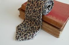 Vintage 'Next' Pure Silk Paisley Pattern Tie by CountingTeacups
