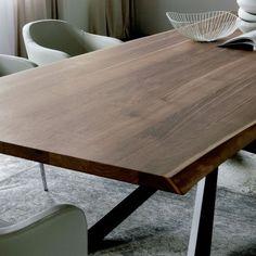 Mesa de comedor Spyder Wood Cattelan Italia - OcioHogar.com