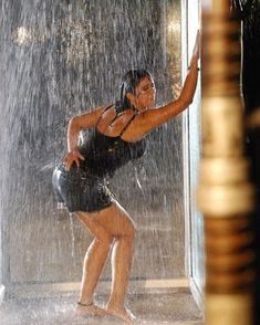 Charmy Kaur, Leather Pants, Actresses, Film, Gallery, Hot, Girl In Rain, Raincoat, Fashion