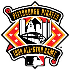 1994 MLB All-Star Game at Three Rivers Stadium in Pittsburgh, Pennsylvania