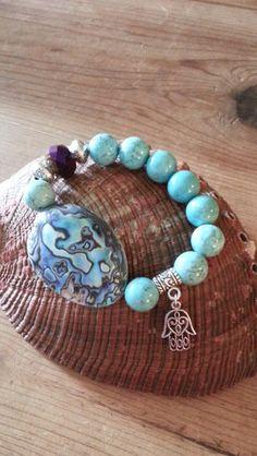 Harmony, Protection and Emocional Balance Bracelet