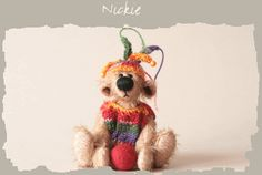 Teddy Bear Nickie