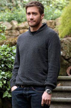 O estilo de Jake Gyllenhaal
