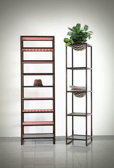 Rubber Band Shelves- Tyler
