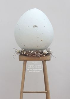 The Odd Egg - Egg Piñata | Kate's Creative Space