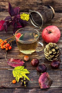 Autumn tea party by Mykola Lunov on 500px