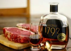 Sooooooo much to love in this pic. I love so much of what is happening here. . Pic courtesy of @bourbonsippers : Got the @ironbeefco steaks on the grill and the @abcfinewinespirits @1792bourbon pick in the glass.  What's everybody enjoying this Sunday evening?? . You ready to take your Instagram game to another level? Are you ready to make serious cash? First you need to grow your account. My business partner @CupcakeProject and I are now over 500000 followers combined and that took us less…