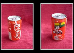 COLLECTABLE SOFT DRINK COKE CAN, COCA COLA 1994 FOOTBALL WORLD CUP, TEAM BOLIVIA  | eBay
