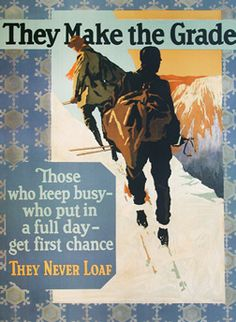 Browse > Work Incentive   Vintage Posters at International Poster Gallery