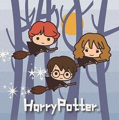 Cose che ci piacciono: Harry Potter in versione kawaii - Kawaii Gazette Fanart Harry Potter, Harry Potter Tumblr, Harry Potter World, Harry Potter Kawaii, Harry Potter Friends, Harry Potter Cartoon, Cute Harry Potter, Theme Harry Potter, Harry Potter Drawings