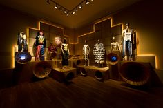 Utopian Bodies, installation shot of Resistance & Society gallery. Photo byMattias Lindbäck.