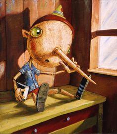Pinocchio | Mateo Dineen