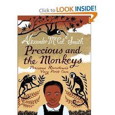 Precious and the Monkeys. Alexander McCall Smith