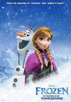 "Meet Disney's ""Frozen"" characters at Epcot!"
