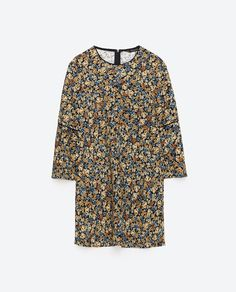 Image 8 of FLORAL DRESS from Zara
