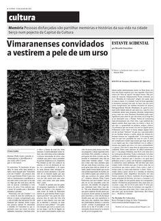 Entrevista com um Ursinho