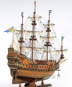 Battleship Wasa Tall Ship