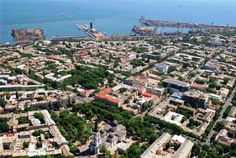 """Odessa City in Ukraine Odessa is a port city on the Black Sea in southern Ukraine. It's known for its beaches and 19th-century architecture, including the Odessa Opera and Ballet Theater. The monumental Potemkin Stairs, immortalized in """"The Battleship Potemkin,"""".... Shawn Frank"""