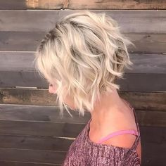 Bob Frisuren Blonde Bob Frisur schneiden What are the most popula Short Bob Cuts, Short Hair With Layers, Short Bob Haircuts, Short Hair Cuts, Medium Bob Cuts, Short Angled Bobs, Short Blonde Bobs, Layered Bobs, Blonde Bob Hairstyles