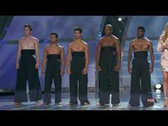 Precognition - Top 10 Boys - SYTYCD Season 9