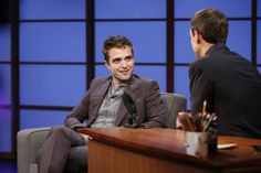 Rob on Late Night with Seth Myers, 6-17-14 (22)