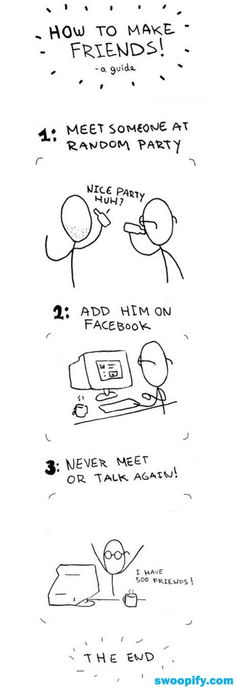 How To Make Friends? #humor #lol #funny
