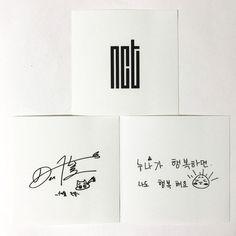 [Limited] SM TOWN [Love Season Message SUM Event] NCT Renjun Sticker Set