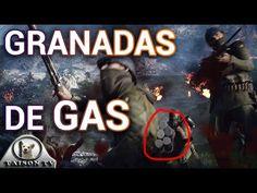Battlefield 1 Granadas de Gas Lacrimógeno Confirmadas Guerra Química
