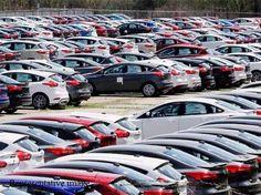 NEU-DELHI: Umsatzwachstum im Pkw Fahrzeug höher als 6 bis 8 Prozent prognostiziert für das aktuelle Geschäftsjahr im Hinblick auf bessere Aussichte... #SugatoSen #GesellschaftderindischenAutomobilhersteller #SIAM #Umsatzentwicklung #Verkäufeprognostizieren #7.PayCommission