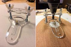 New rosette cutter