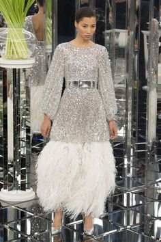 Chanel Spring/Summer 2017 Couture
