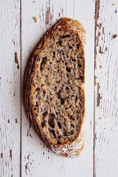 ... multigrain seeded bread ...
