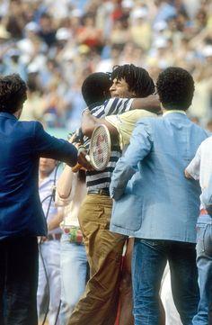 Yannick Noah - Roland-Garros 1983