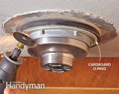 How to Replace a Kitchen Sink Basket Strainer & 25 Best Kitchen Sink Plumbing images | Bathroom Fixtures Plumbing ...