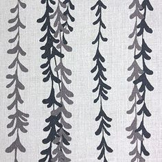 """Clay McLaurin """"Weeping Willow"""" Willow Pattern, Weeping Willow, Simple Lines, Repeating"""