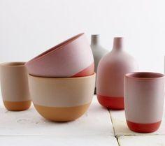 Heath Ceramics Tableware. Catherine Bailey (US, b. 1967) and Robin Petravic (US, b. 1968) with Christina Zamora (US, b. 1975), Heath Ceramics. US, 2005–9_Jeffrey Cross