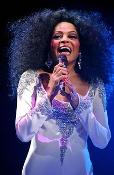 Diana Ross, born March 26 in 1944