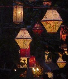 Lanterns Glorious Lanterns  http://artsuppliesonline.com/blog/lanterns03.jpg