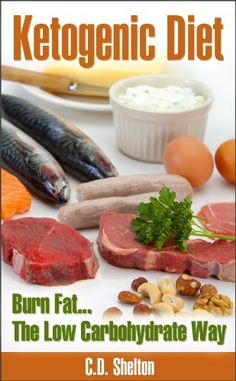 Ketogenic Diet: Burn Fat...The Low Carbohydrate Way by C.D. Shelton, http://www.amazon.com/dp/B00CQBO8C2/ref=cm_sw_r_pi_dp_ZjaMrb1NSZ141