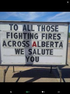 We salute  all the firefighters, all the pet rescue workers and the Edmonton Humane Society!