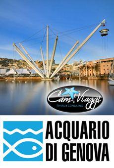 Genova e l'Acquario -