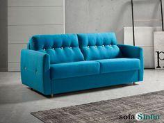 Sofá cama modelo Como fabricado por Suinta en Sofassinfin.es