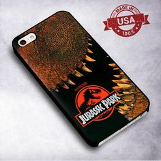 Awesome Jurassic Park DVD - For iPhone 4/ 4S/ 5/ 5S/ 5SE/ 5C/ 6/ 6S/ 6 PLUS/ 6S PLUS/ 7/ 7 PLUS Case And Samsung Galaxy Case