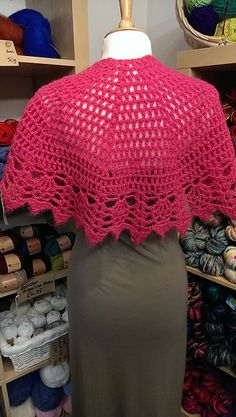 Ravelry: deebeeveedubber's Ally Pally All Shawl: