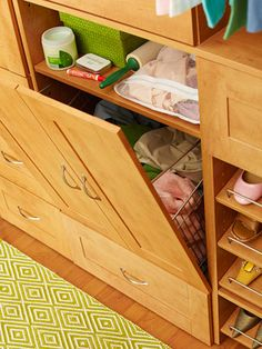 Room-by-room Organization Tips
